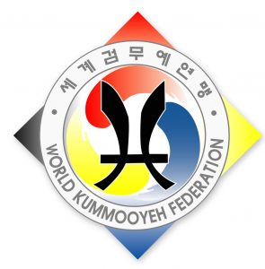 Logo der World Kummooyeh Federation Weltverband